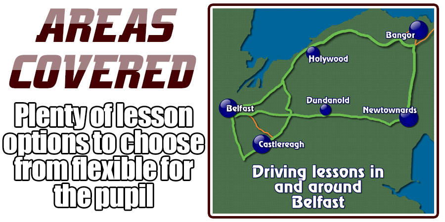 Driving lessons with A Class Driving School